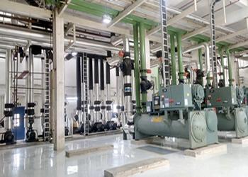 HVAC-plant